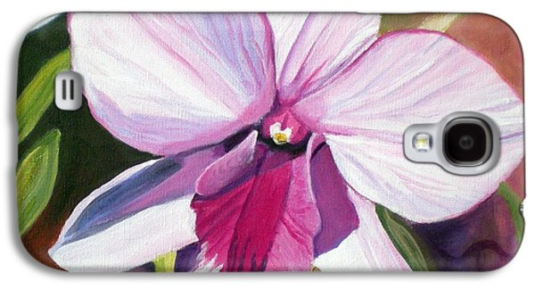 Happy Orchid Galaxy S4 Case