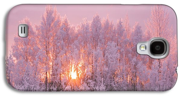 Happy Trees Galaxy S4 Case by James Rhodes
