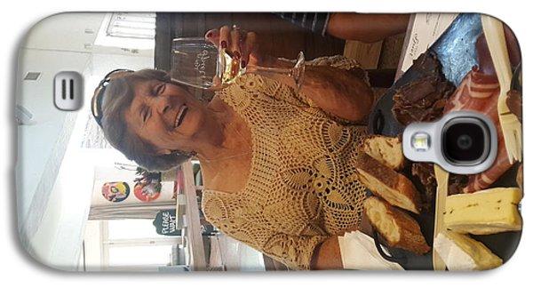 Happy Wine Tasting  Galaxy S4 Case