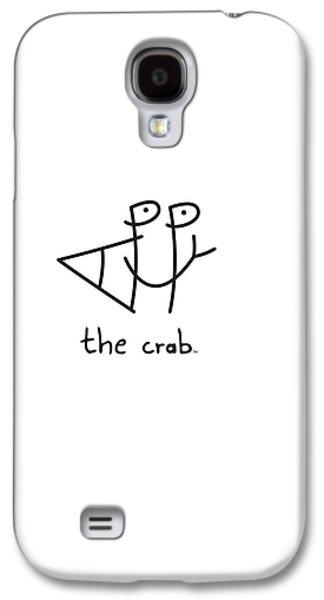 Happythecrab.com Galaxy S4 Case by Chris N Rohrbach