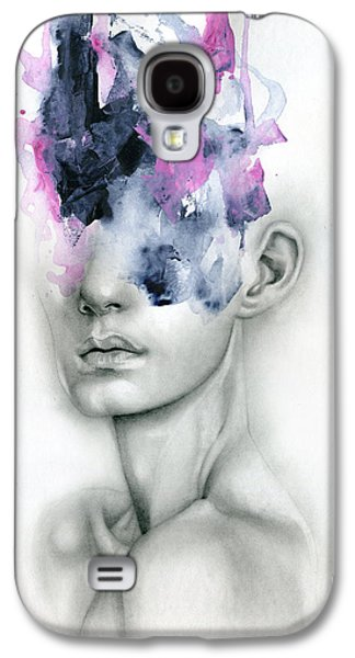 Harbinger Galaxy S4 Case by Patricia Ariel