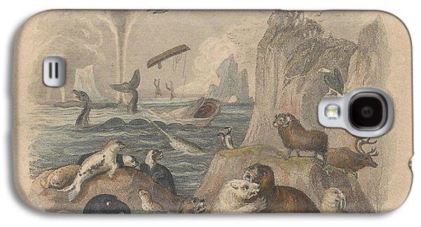 Harbor Galaxy S4 Case by Anton Oreshkin