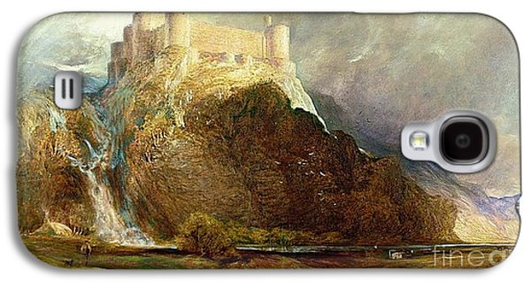 Harlech Castle Galaxy S4 Case by MotionAge Designs