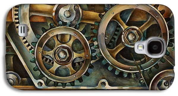 Harmony 2 Galaxy S4 Case by Michael Lang