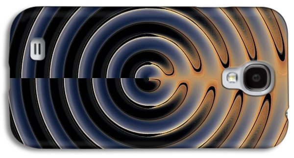 Harmony  Galaxy S4 Case by Kathy Malecki