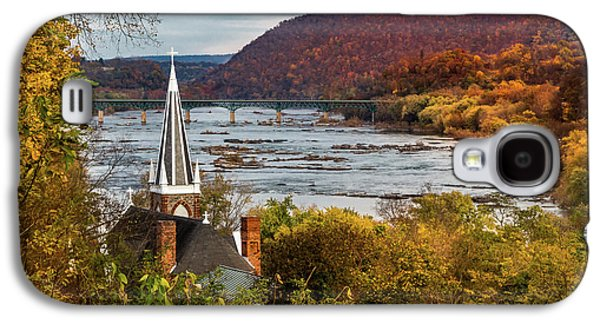 Harpers Ferry, West Virginia Galaxy S4 Case