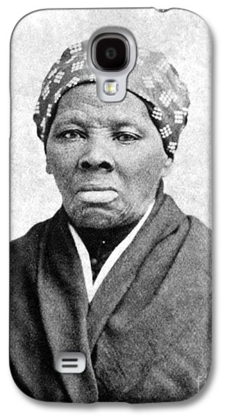 Abolition Photographs Galaxy S4 Cases - Harriet Tubman (1823-1913) Galaxy S4 Case by Granger