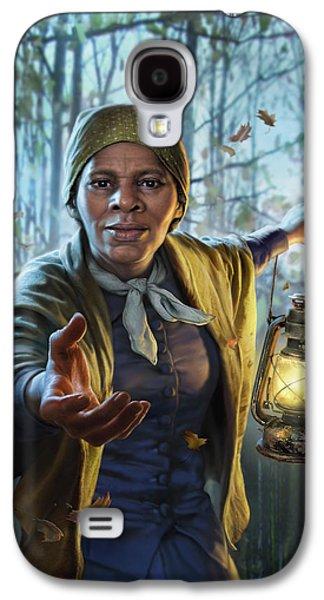 Harriet Tubman Galaxy S4 Case