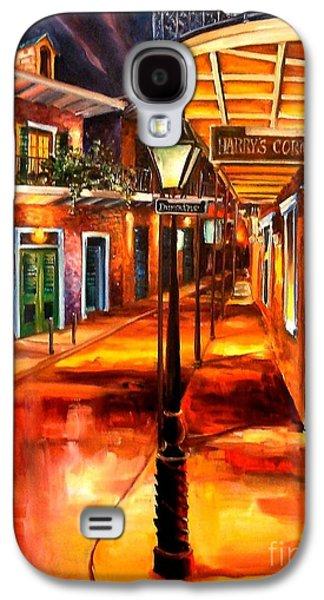 Harrys Corner New Orleans Galaxy S4 Case