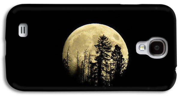 Harvest Moon Galaxy S4 Case by Karen Shackles