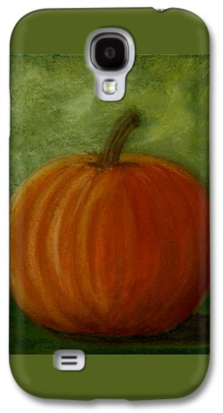 Harvest Moon Pumpkin Galaxy S4 Case