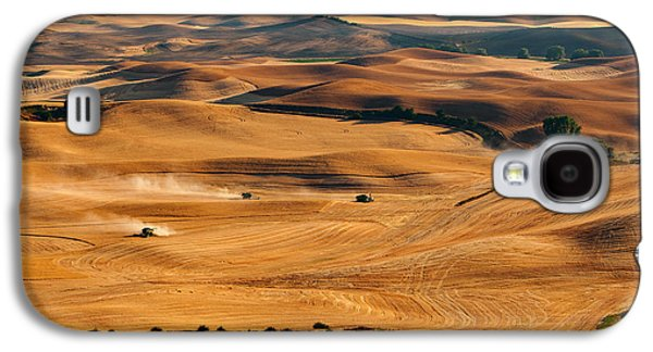 Harvest Overview Galaxy S4 Case