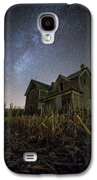 Harvested  Galaxy S4 Case by Aaron J Groen