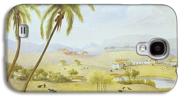 Haughton Court - Hanover Jamaica Galaxy S4 Case