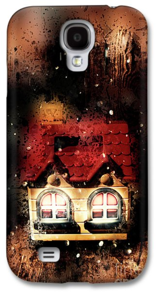 Haunted Doll House Galaxy S4 Case by Jorgo Photography - Wall Art Gallery