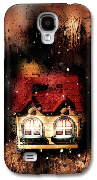 Haunted Doll House Galaxy S4 Case