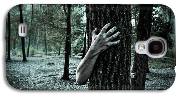 Haunted Forest  Galaxy S4 Case by Britten Adams