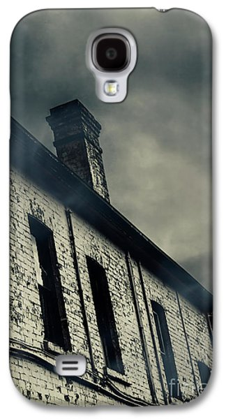 Haunted House Details Galaxy S4 Case by Jorgo Photography - Wall Art Gallery