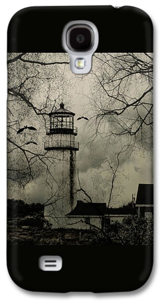 Haunted Lighthouse Galaxy S4 Case by Brandi Fitzgerald