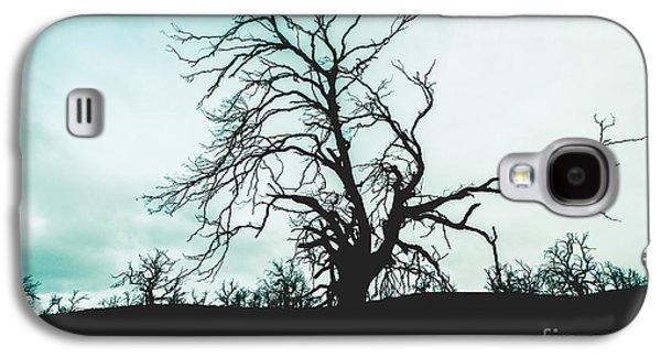 Haunted Wasteland Galaxy S4 Case