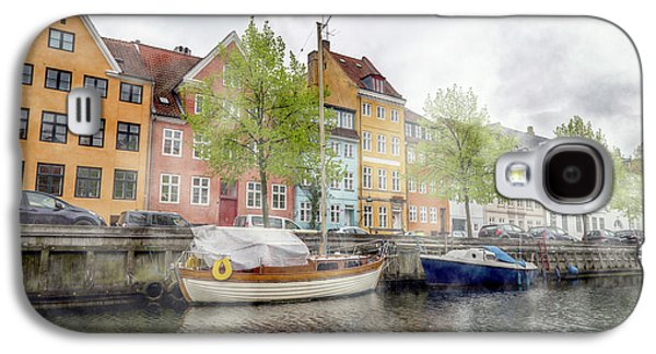 Haunting Freedom Nyhavn Galaxy S4 Case
