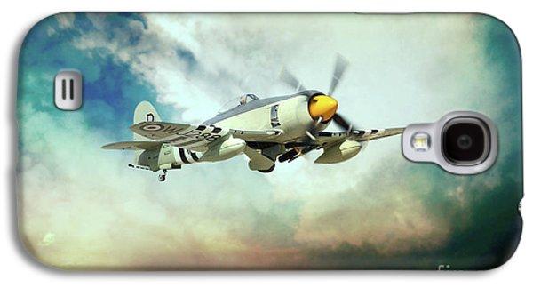 Hawker Sea Fury Galaxy S4 Case