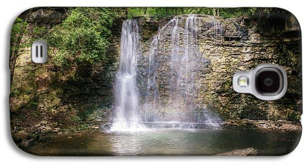 Hayden Run Waterfall Galaxy S4 Case by Tom Mc Nemar