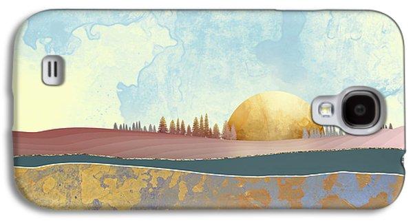 Landscapes Galaxy S4 Case - Hazy Afternoon by Katherine Smit
