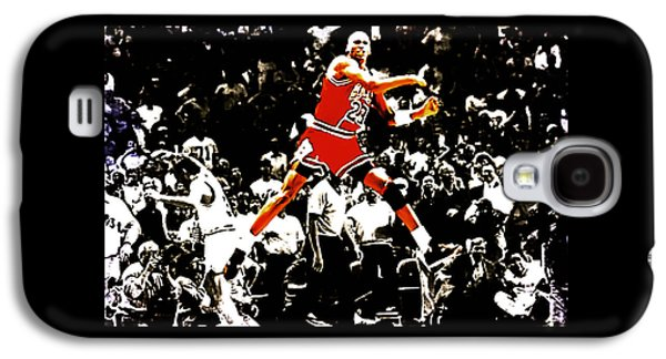 Michael Jordan Sweet Victory Galaxy S4 Case