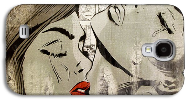 He Doesn't Love You Like I Love You Galaxy S4 Case
