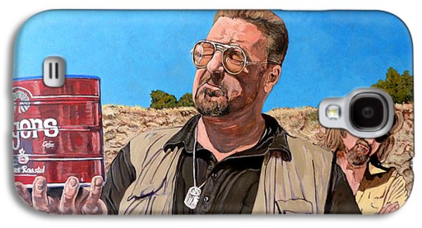 He Was One Of Us Galaxy S4 Case by Tom Roderick