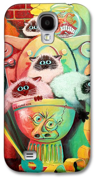 Head Cleaners Galaxy S4 Case