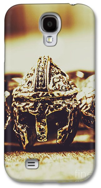 Headdress Of Medieval Antiquity Galaxy S4 Case