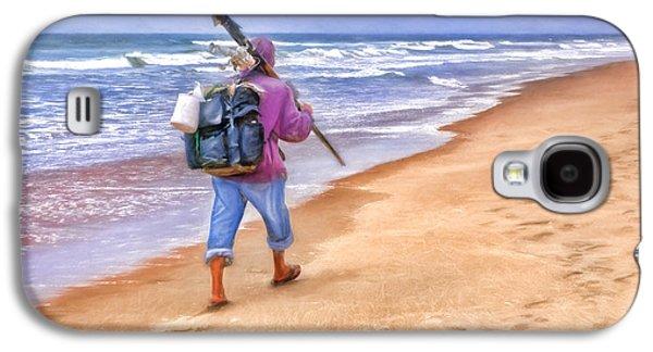 Heading Home - Ocean Fisherman Galaxy S4 Case