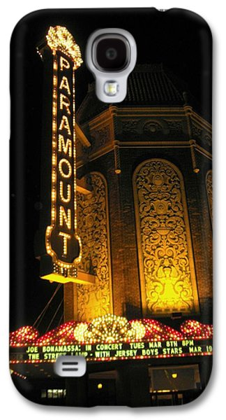 Heading Home To Chicago Galaxy S4 Case by Todd Sherlock