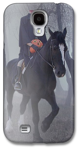 Headless Horseman Galaxy S4 Case by Christine Till