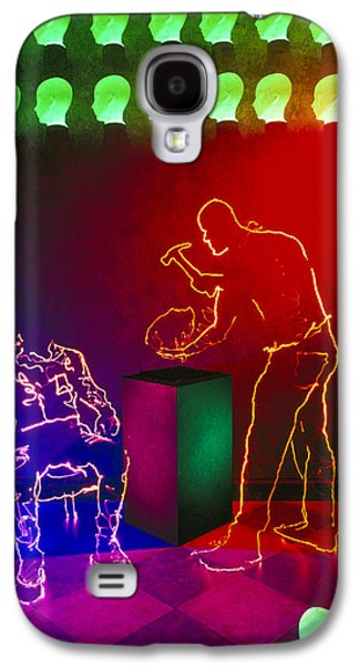 Heads Galaxy S4 Case