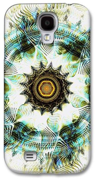 Healing Energy Galaxy S4 Case by Anastasiya Malakhova