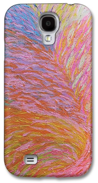 Heart Burst Galaxy S4 Case