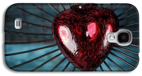 Heart In Cage Galaxy S4 Case