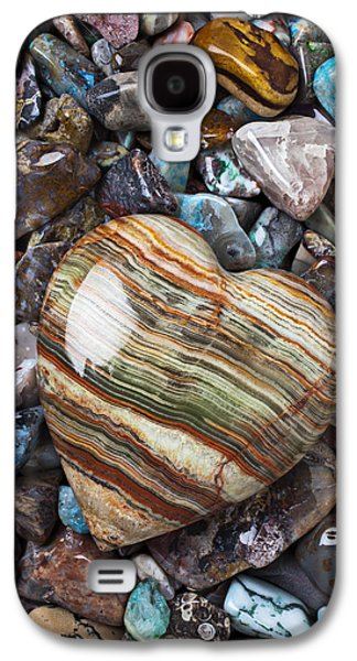 Heart Stone Galaxy S4 Case