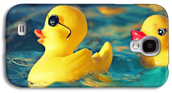Little Boy Galaxy S4 Cases - Heartbreaker Galaxy S4 Case by Amy Tyler