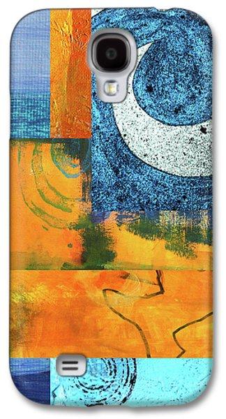 Heat Wave Galaxy S4 Case by Nancy Merkle
