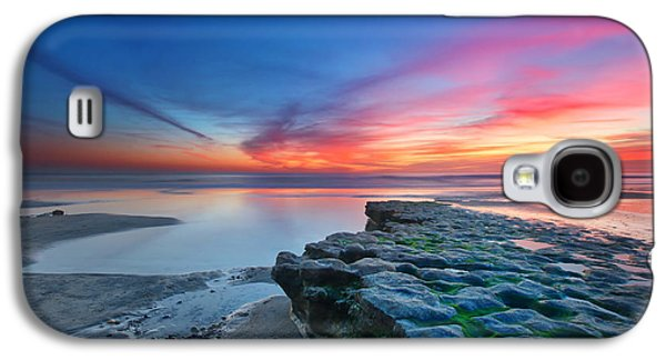 Heaven And Earth Galaxy S4 Case by Larry Marshall