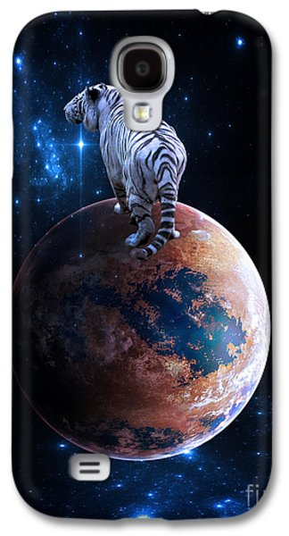 Heaven Help Us All Galaxy S4 Case by Nichola Denny