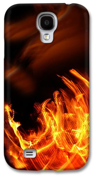 Heavenly Flame Galaxy S4 Case