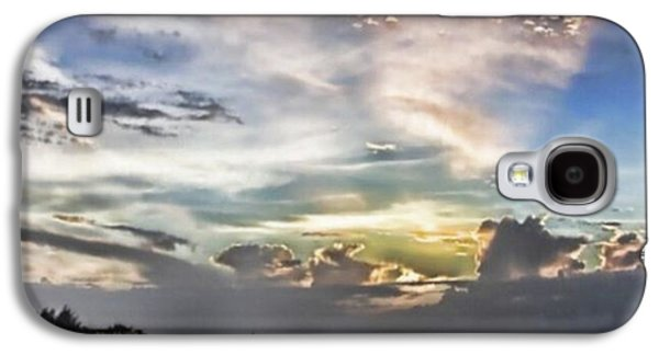 Sky Galaxy S4 Case - Heaven's Light - Coyaba, Ironshore by John Edwards