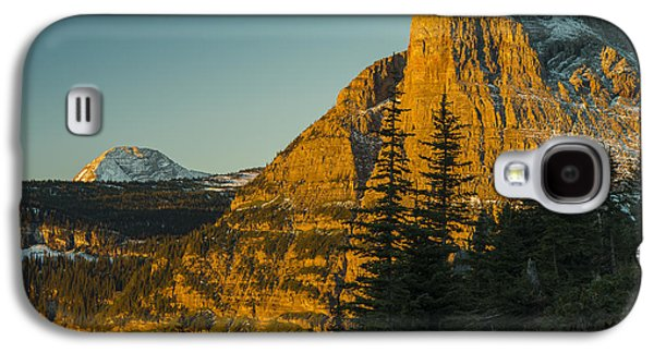 Heavy Runner Mountain Galaxy S4 Case