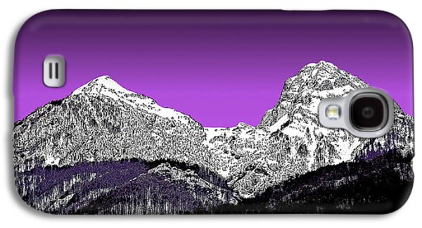 Height.  Krasnaya Polyana. Sochi.  Galaxy S4 Case