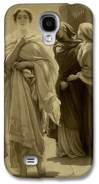 Helen Of Troy Galaxy S4 Case by Frederic Leighton